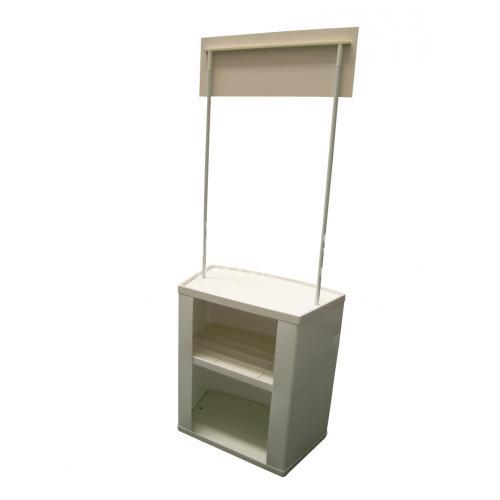 Prezentačný stolík Counta s tlačou