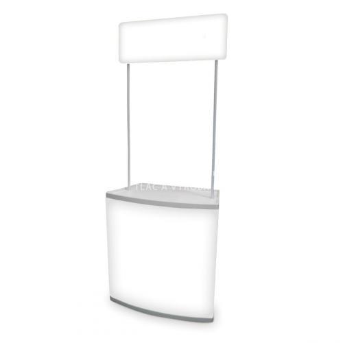Prezentačný stolík Counta bez tlače
